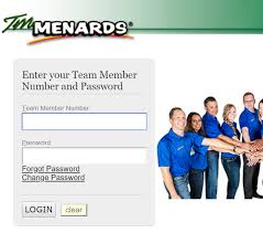 TM Menards Login Portal